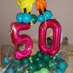 Eine Geschenkidee zum 50. Geburtstag, Vögel