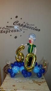 Eine Geschenkidee zum 60. Geburtstag