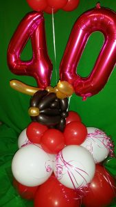 Eine Geschenkidee zum 40. Geburtstag, Stier, Stierkampf