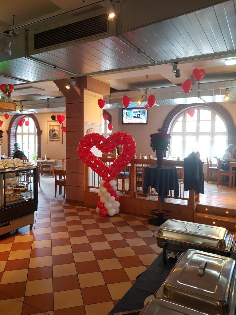 Valentinstag in der Alten Post in Gladbeck