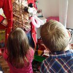 Kindergeburtstag mit Ballonns