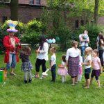 Kinderfest im Kindergarten