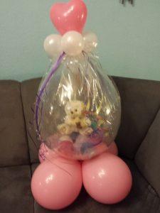 Geschenkideen, Geschenkballon, Tededy