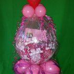 Ein Geschenkballon für verschiedene Anlässe