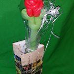 Geschenkidee, Rose, Ballonblume, Blume