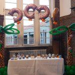 Palme, Candybar, Deko, Event