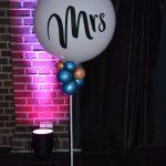 Heliumballon, Hochzeit, Mr. und Mrs, Event