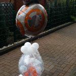 Ein Star Wars Geschenkballon, Starwars