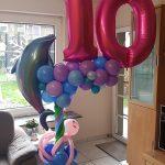 Delfin zum 10 Geburtstag