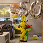 Giraffe zum 50. Geburtstag