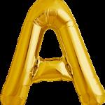 Ballonbuchstaben